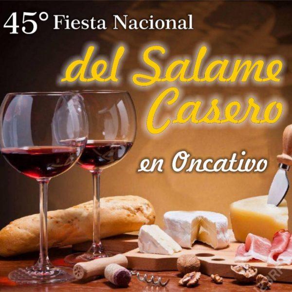 Se viene otra edicion de la Fiesta del Salame en Oncativo