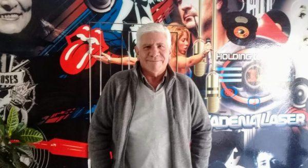 Marcelo Prado del Frente de Peirone visito la radio