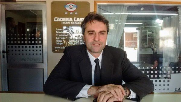 Dr. Juan Pablo Peirone en Campaña.