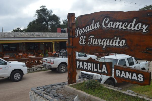 IMPERDIBLE …  POSADA COMEDOR EL TURQUITO-SAN AGUSTÍN.