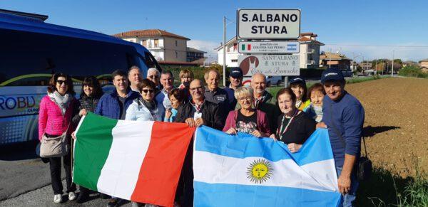 Familia Piamontesa: muchas actividades.