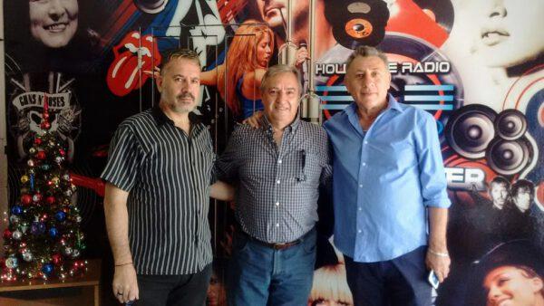 Julio Carmignani y Jorge Bazan hablaron de «NAVIDAD MÁGICA».