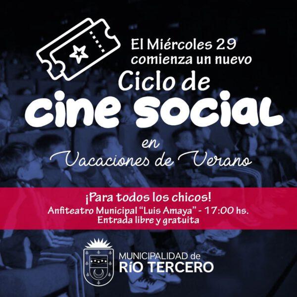 Cine Social y mas…